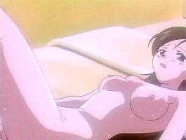 Anime chick gets her pussy licked and sucks some cock