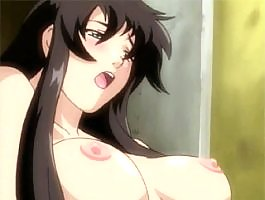 Two anime virgin sluts with Dcup tits gets nailed by an old guy